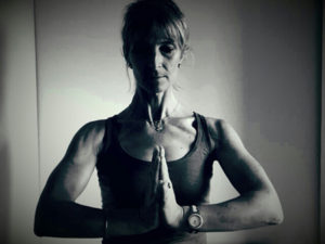 Liz Richards Owner Ananta Yoga Studio Wiclow Ireland