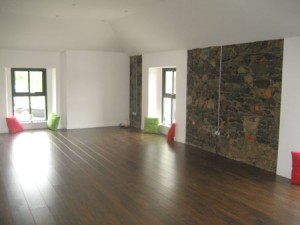 Ananta Yoga studio Wicklow