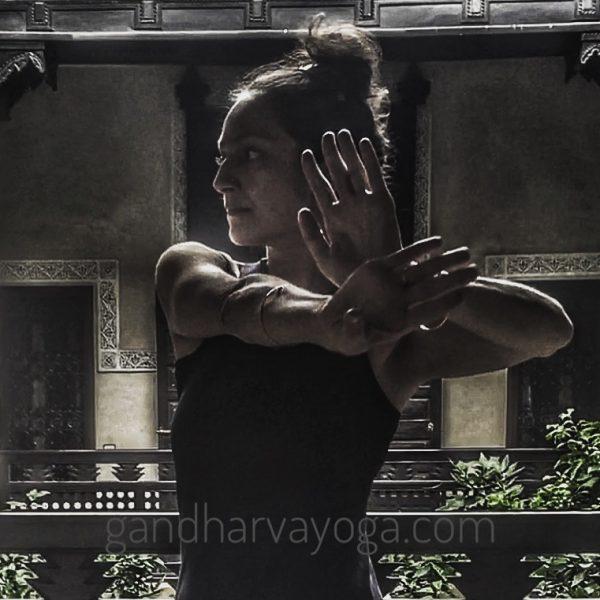 Natasha Nandini returns to The Ananta Yoga Studios!