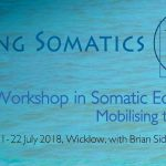 Mobilising the Spine - A workshop in Somatic Education with Brian Siddhartha Ingle