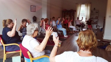 Chair Yoga Foundation Certificate Training