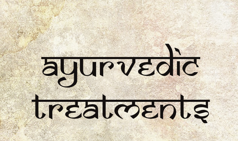 Ayurvedic Treatments Wicklow