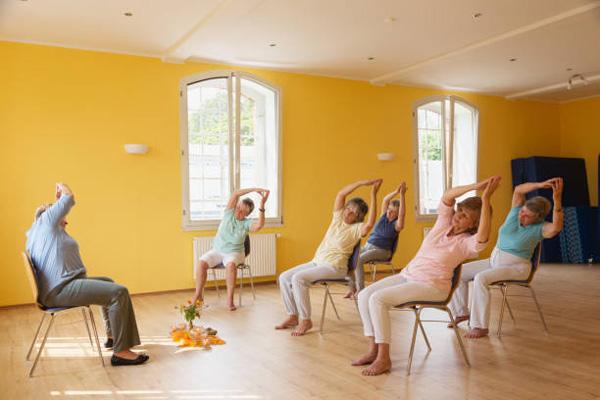 Chair Yoga Wicklow