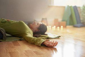 Restorative Yoga Classes Wicklow