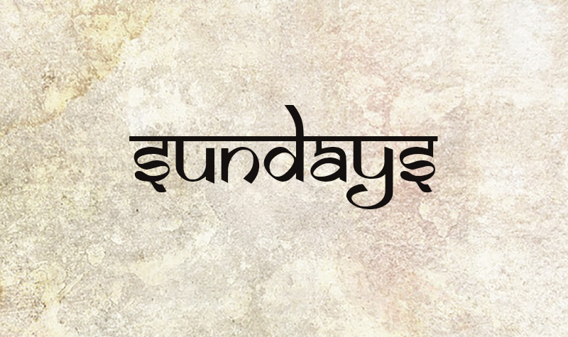 Sundays at Ananta Yoga and Ayurveda
