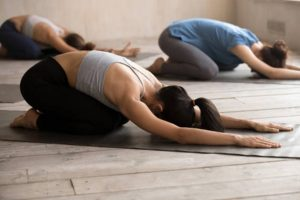 Teens Yoga Classes Wicklow