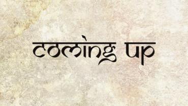 Coming Up at Ananta yoga and Ayurveda Wicklow