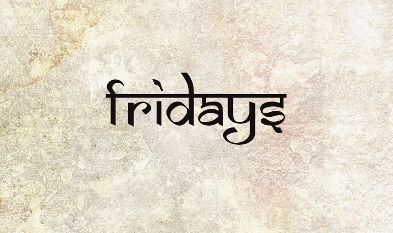 Fridays at Ananta Yoga and Ayurveda