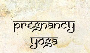 Pregnancy Yoga Wicklow