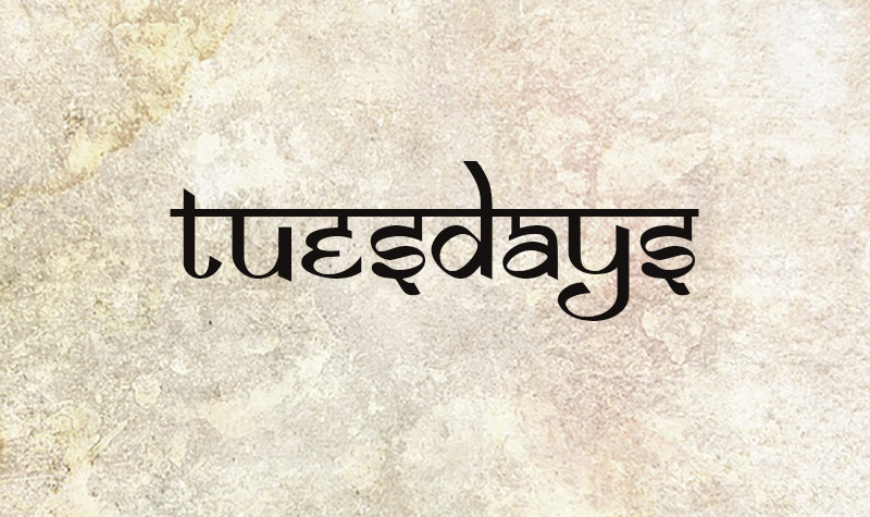 Tuesdays at Ananta Yoga and Ayurveda