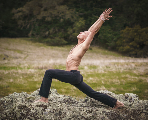 Embodied Flow - with James Higgins