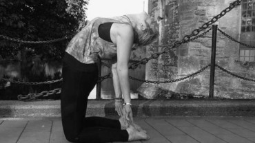 Yoga for Runners & Athletes with Liz Richards