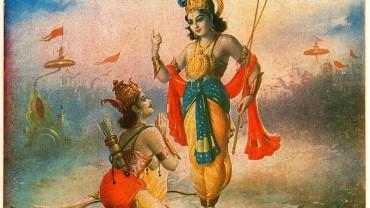 KARMA YOGA OF THE BHAGAVAD GITA